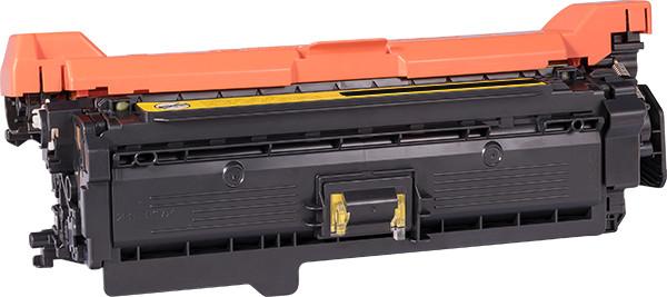 CE252A Rebuilt Tonerkassette gelb