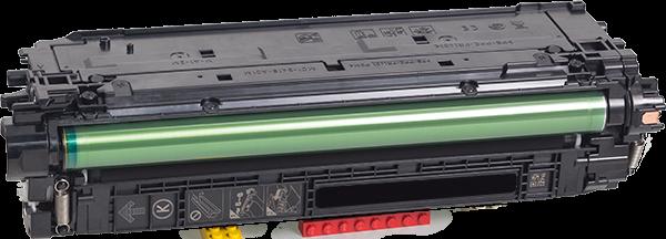W9060MC Rebuilt Tonerkassette schwarz