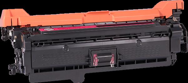 Cartridge 723 Rebuilt Tonerkassette magenta