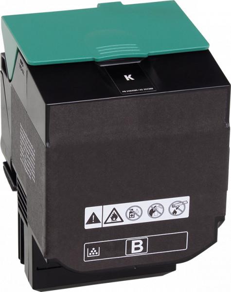 C540H1KG Rebuilt Tonerkassette schwarz