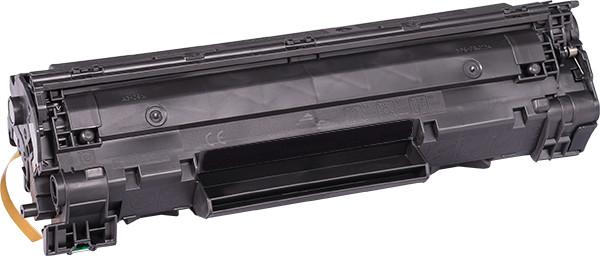 CB436A Rebuilt Tonerkassette
