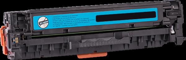 Cartridge 718 Rebuilt Tonerkassette cyan
