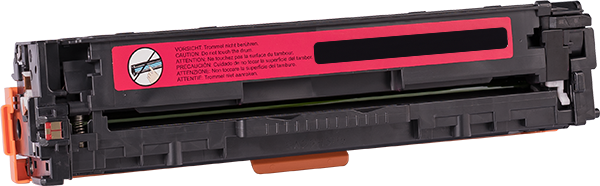 Cartridge 731 Rebuilt Tonerkassette magenta