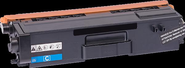 TN900C Rebuilt Tonerkassette cyan