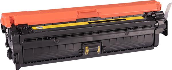 CE272A Rebuilt Tonerkassette gelb