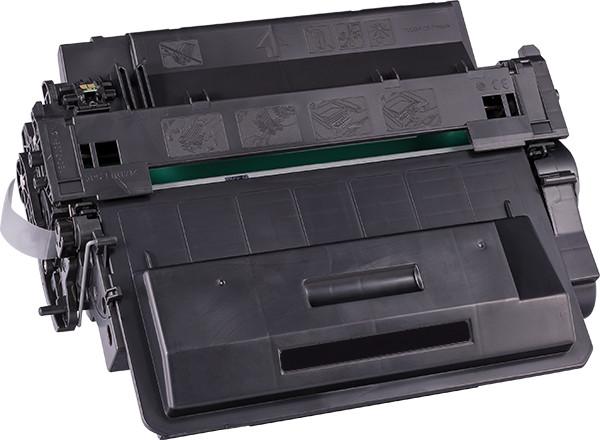CE255X Rebuilt Tonerkassette