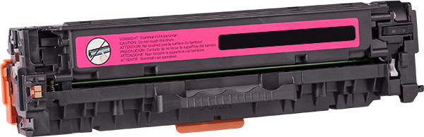 CE413A Rebuilt Tonerkassette magenta