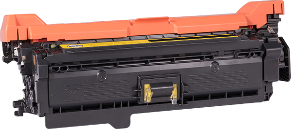 Cartridge 723 Rebuilt Tonerkassette gelb