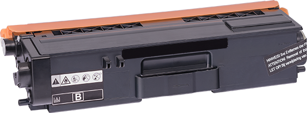 TN326BK Rebuilt Tonerkassette schwarz