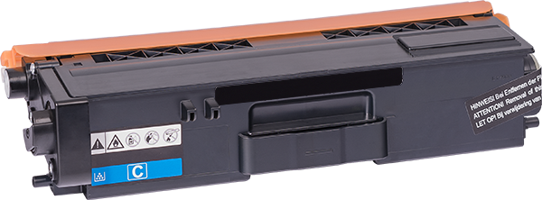 TN326C Rebuilt Tonerkassette cyan