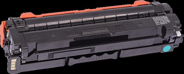 CLT-C505L/ELS Rebuilt Tonerkassette cyan
