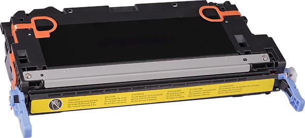 Q6472A Rebuilt Tonerkassette gelb