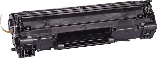CE285A HC Rebuilt Tonerkassette