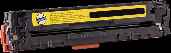 Cartridge 731 Rebuilt Tonerkassette gelb