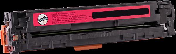 CB543A Rebuilt Tonerkassette magenta