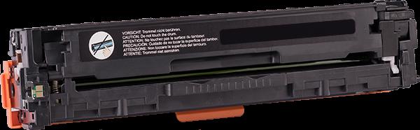 Cartridge 731H Rebuilt Tonerkassette schwarz