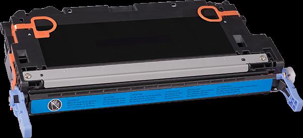 Q7581A Rebuilt Tonerkassette cyan