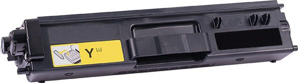 TN910Y Rebuilt Tonerkassette gelb