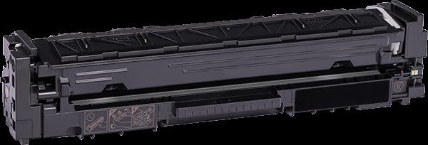 CF540X Rebuilt Tonerkassette schwarz