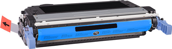 CB401A HC Rebuilt Tonerkassette cyan
