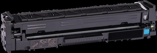 Cartridge 054H Rebuilt Tonerkassette cyan