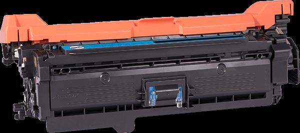 Cartridge 723 Rebuilt Tonerkassette cyan