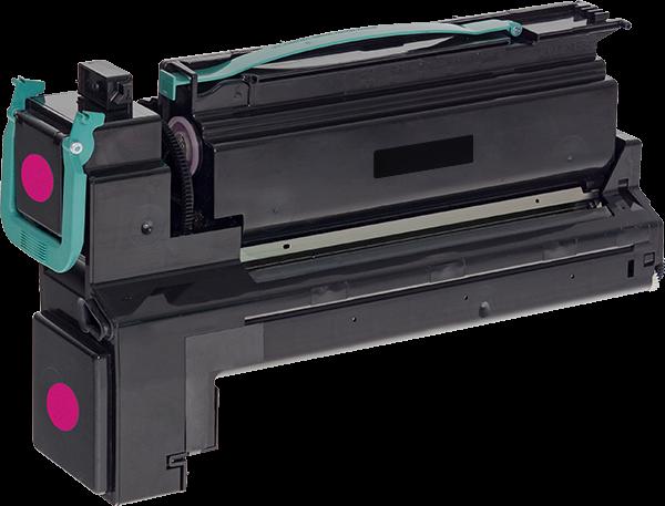 C792X1MG Rebuilt Tonerkassette magenta
