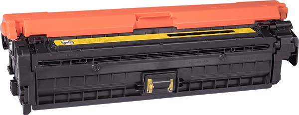 CE742A Rebuilt Tonerkassette gelb