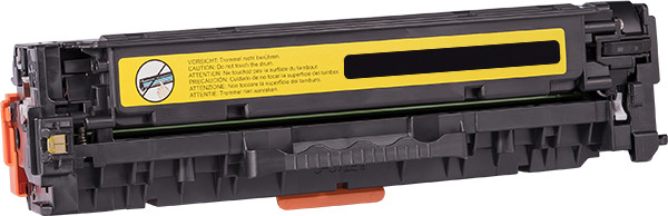 CF382A Rebuilt Tonerkassette gelb