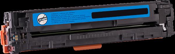 Cartridge 731 Rebuilt Tonerkassette cyan