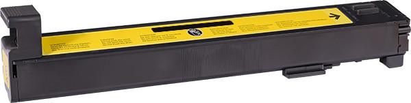 CB382A Rebuilt Tonerkassette gelb