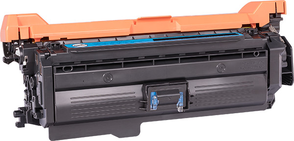 CF031A Rebuilt Tonerkassette cyan