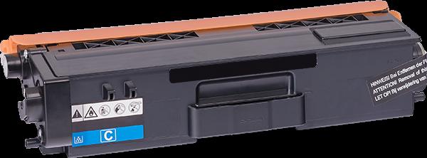 TN325C Rebuilt Tonerkassette cyan