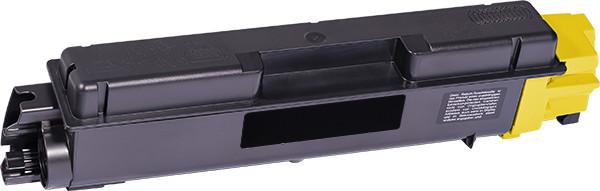 TK-580Y Rebuilt Toner-Kit gelb