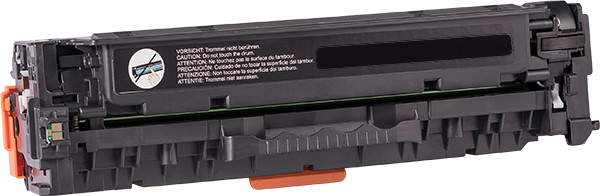 CE410X Rebuilt Tonerkassette schwarz