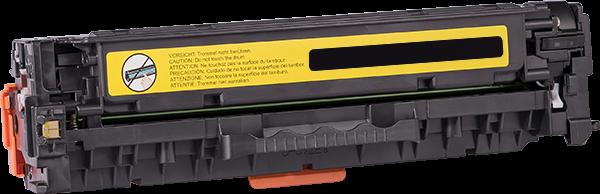 CC532A Rebuilt Tonerkassette gelb