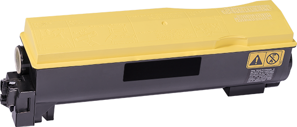 TK-560Y Rebuilt Toner-Kit gelb