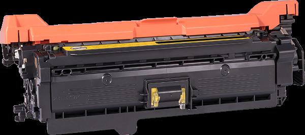 Cartridge 732 Rebuilt Tonerkassette gelb