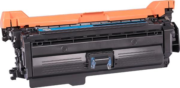 CF321A Rebuilt Tonerkassette cyan