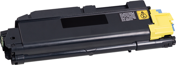 PK-5011Y Rebuilt Toner-Kit gelb