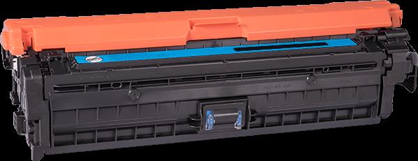 CE741A Rebuilt Tonerkassette cyan