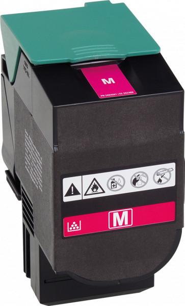 C544X1MG Rebuilt Tonerkassette magenta