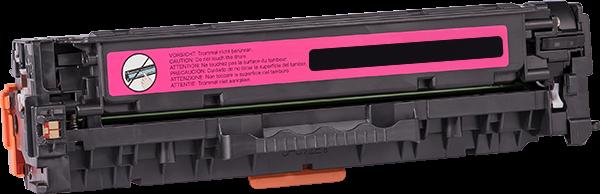 Cartridge 718 Rebuilt Tonerkassette magenta