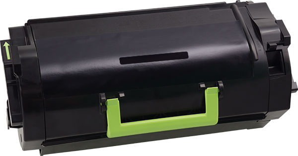 62D2X00 Rebuilt Tonerkassette