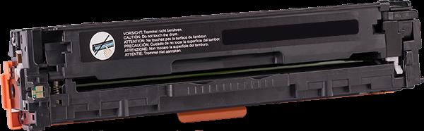 CB540A Rebuilt Tonerkassette schwarz