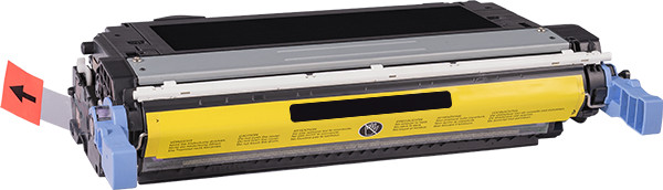 CB402A HC Rebuilt Tonerkassette gelb