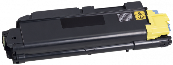 TK-5150Y Rebuilt Toner-Kit gelb