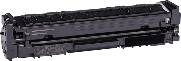 CF540A Rebuilt Tonerkassette schwarz