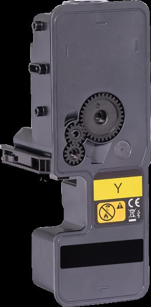 PK-5015Y Rebuilt Toner-Kit gelb